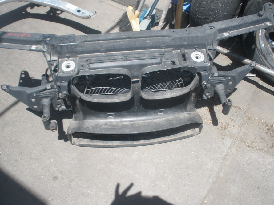 BMW CONVERTIBLE M3 COUPE - Radiator Support Top Cover ...