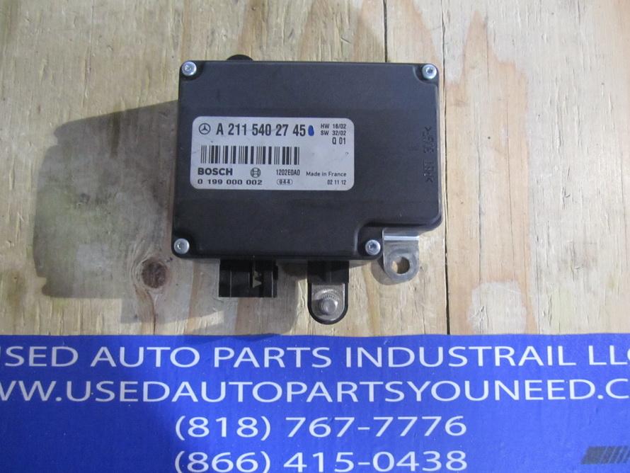 Mercedes benz e320 e350 battery control 2115402745 for Mercedes benz e320 battery