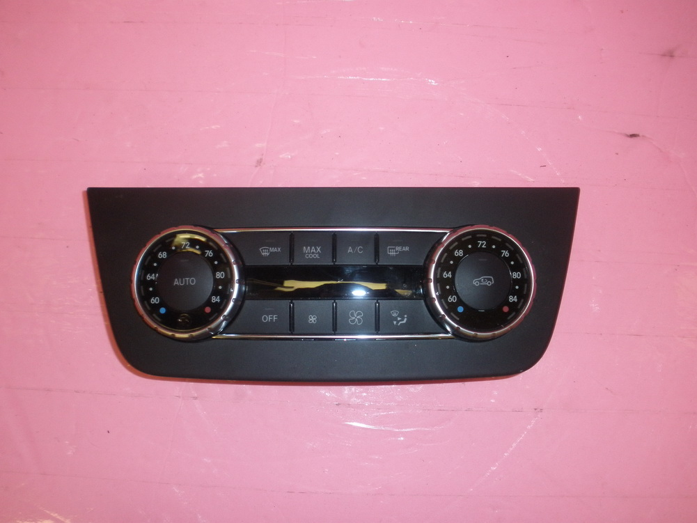 Mercedes Climate Control Mercedes Parts And Accessories