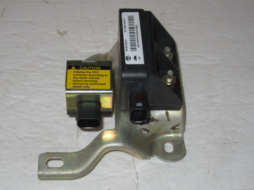 toyota yaw rate sensor 89180 0c010 used auto parts mercedes benz used parts bmw used parts used auto parts