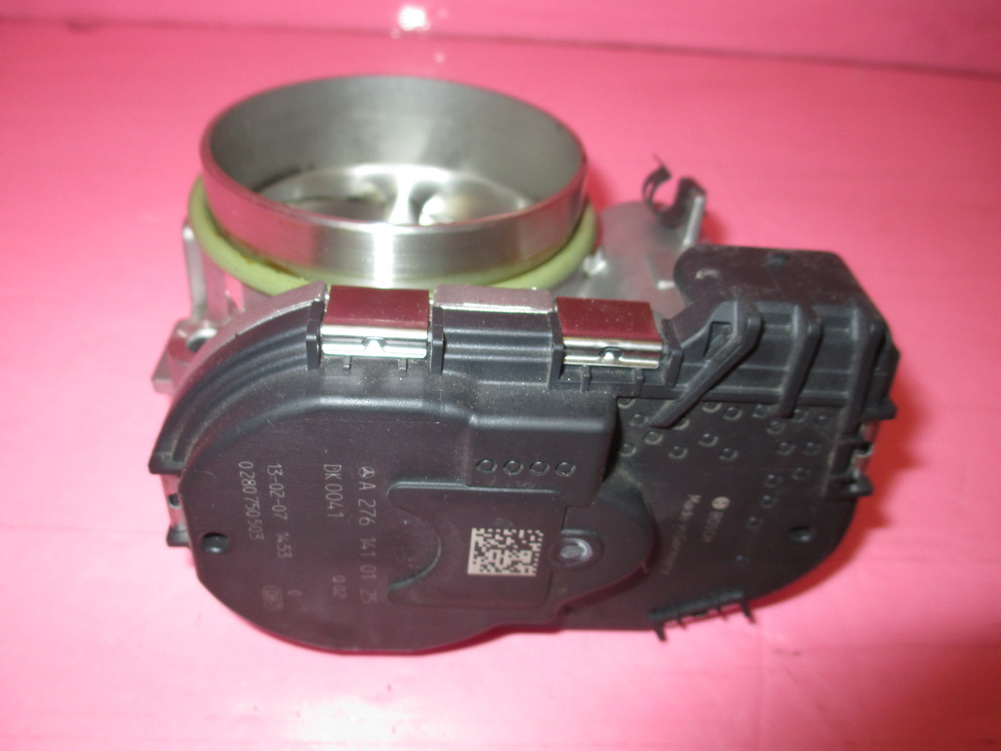 Mercedes benz throttle body 2761410125 used auto for Mercedes benz used body parts