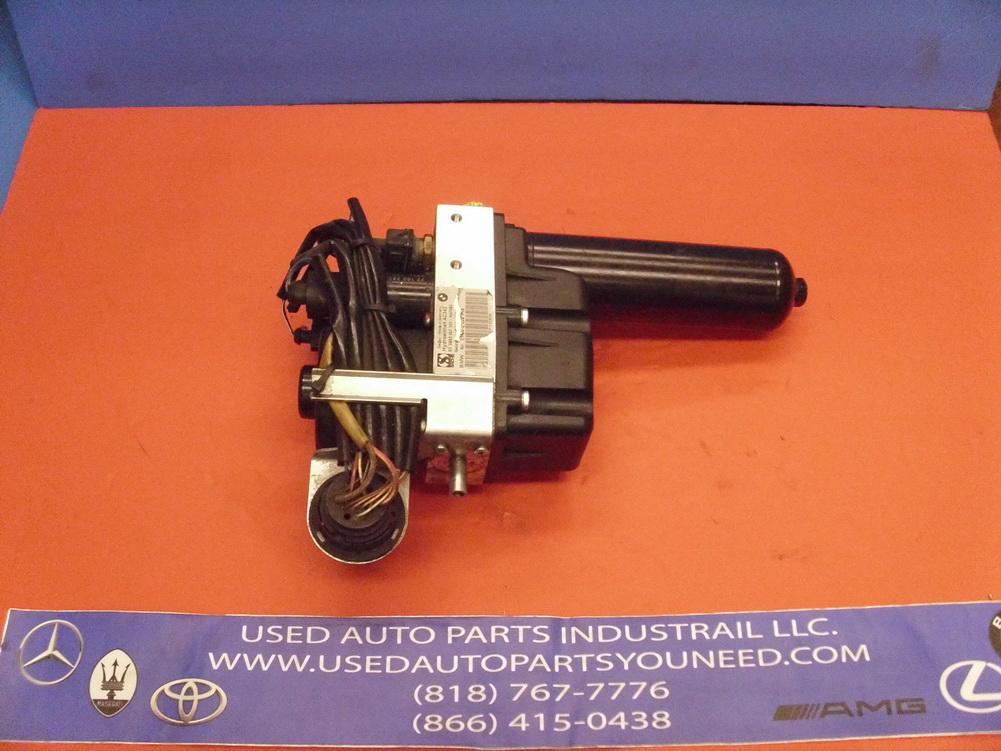 bmw e46 m3 smg hydraulic pump