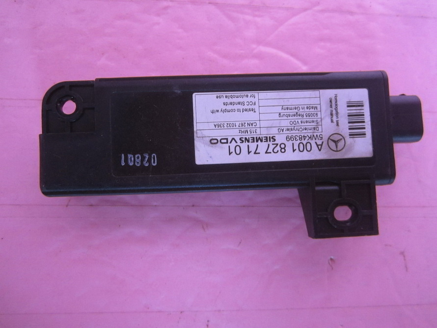 Mercedes benz tire pressure monitor a0018277101 used for Mercedes benz tire pressure sensors