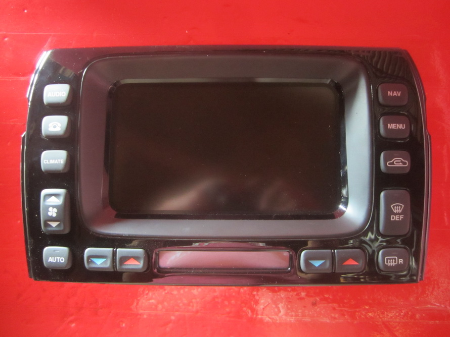 jaguar x type navigation gps 2w9310e889ag used auto parts mercedes benz used parts. Black Bedroom Furniture Sets. Home Design Ideas