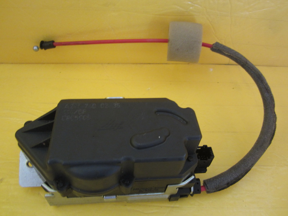 Mercedes Benz Trunk Lock 2117400235 Used Auto Parts Mercedes Benz Used Parts Bmw Used Parts