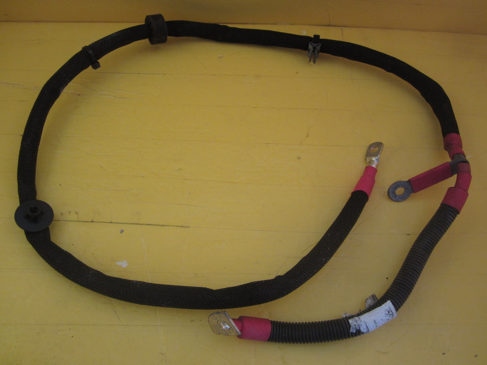 Used Auto Wiring Harness : Mercedes benz cable wiring harness used