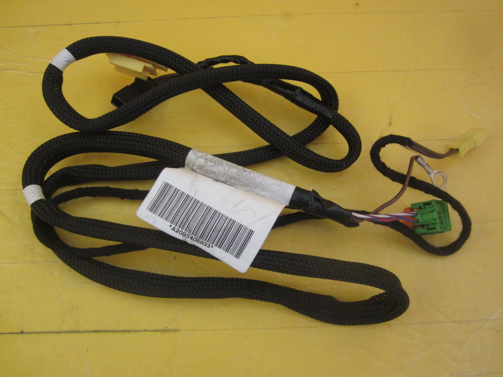 Mercedes benz clk209 clk550 wiring harness left driver for Mercedes benz wiring harness