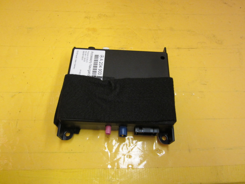 mercedes benz c300 satellite radio receiver 204 900 58