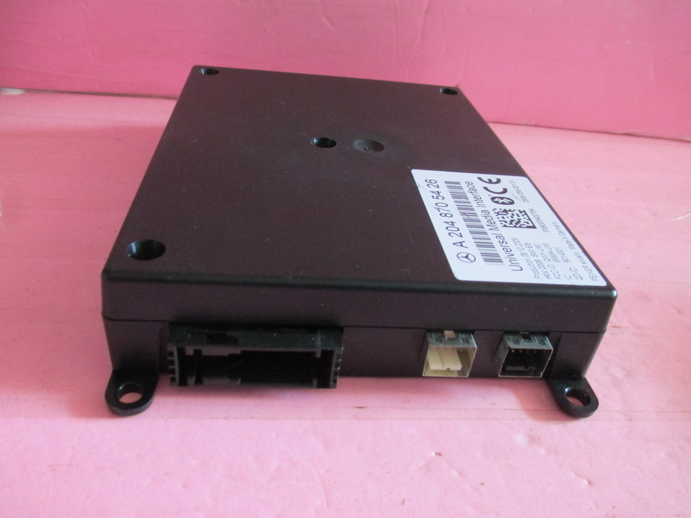 mercedes benz satellite radio receiver 204 870 54 26