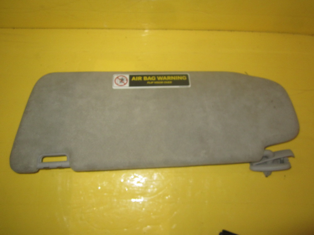 Mercedes benz sunvisor lether sun visor 2208101010 for Mercedes benz car sun shade