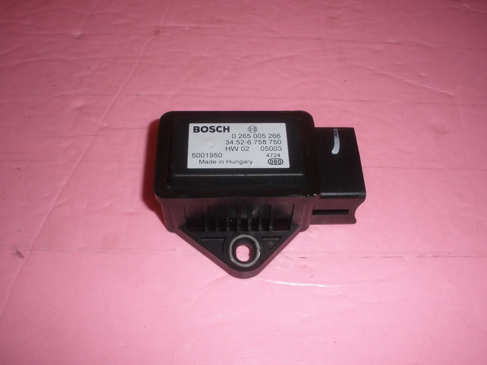 BMW Yaw SENSOR Rate 34526758750: Used Auto Parts ...