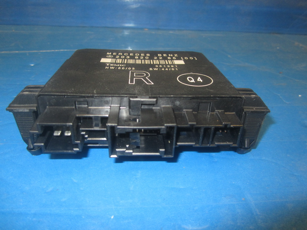 Mercedes benz door control 2038202285 used auto parts for Auto parts for mercedes benz