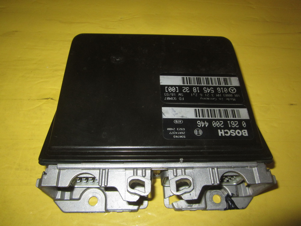 Mercedes benz ecu computer 0165451832 used auto parts for Auto parts for mercedes benz