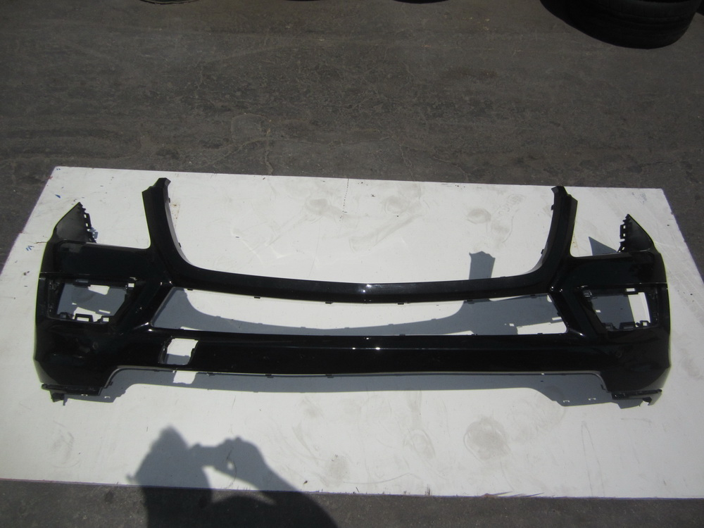 Mercedes benz bumper cover 1668852725 used auto parts for Used parts for mercedes benz