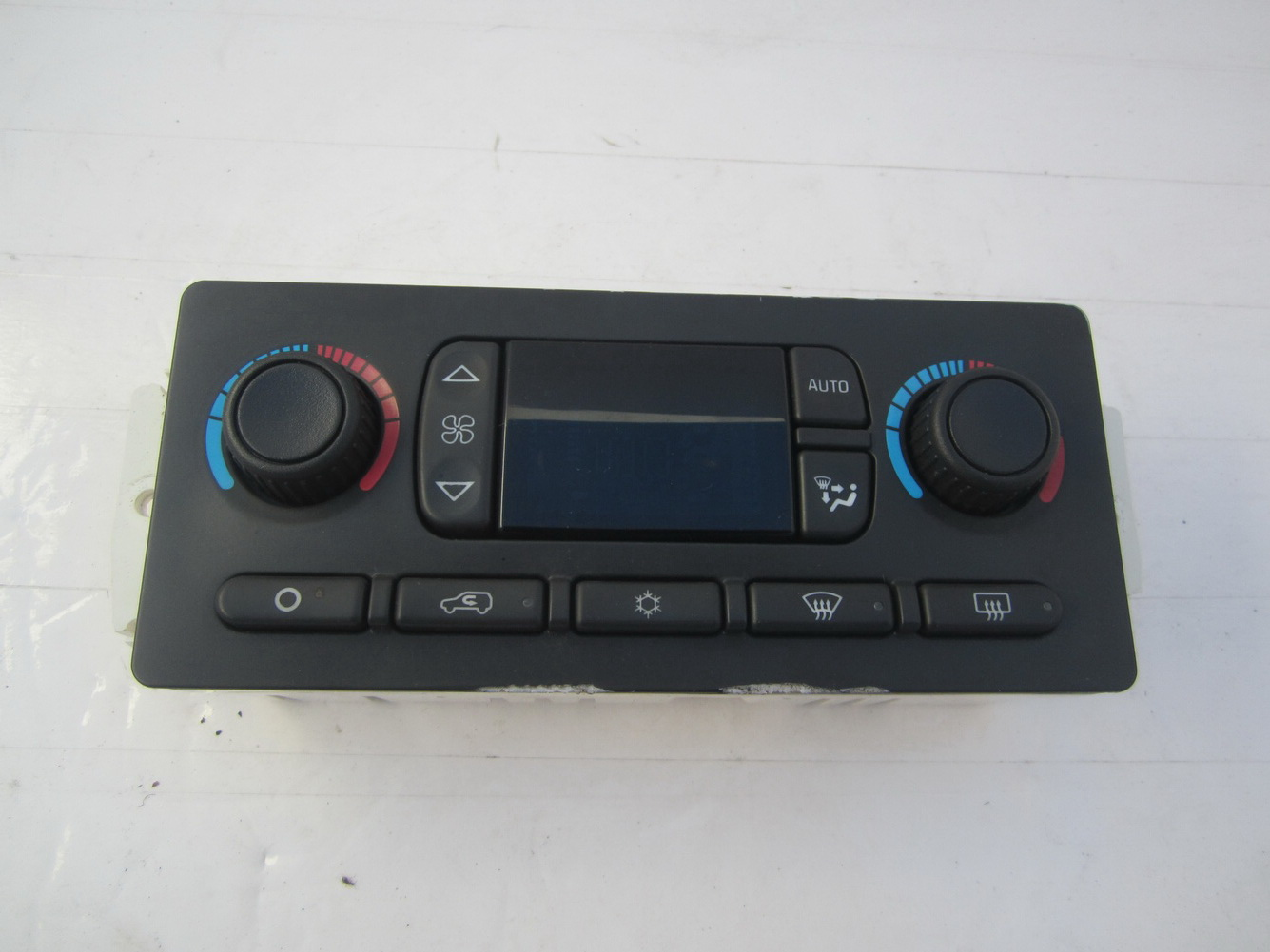 05 2005 06 2006 CHEVY TAHOE DUAL ZONE HEAT AC CLIMATE CONTROL 10367041: Used Auto Parts ...