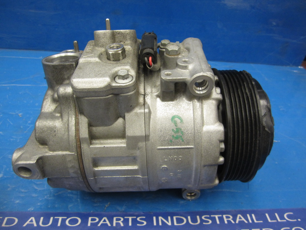 Mercedes benz ac compressor pully on ac is broken for Auto parts for mercedes benz