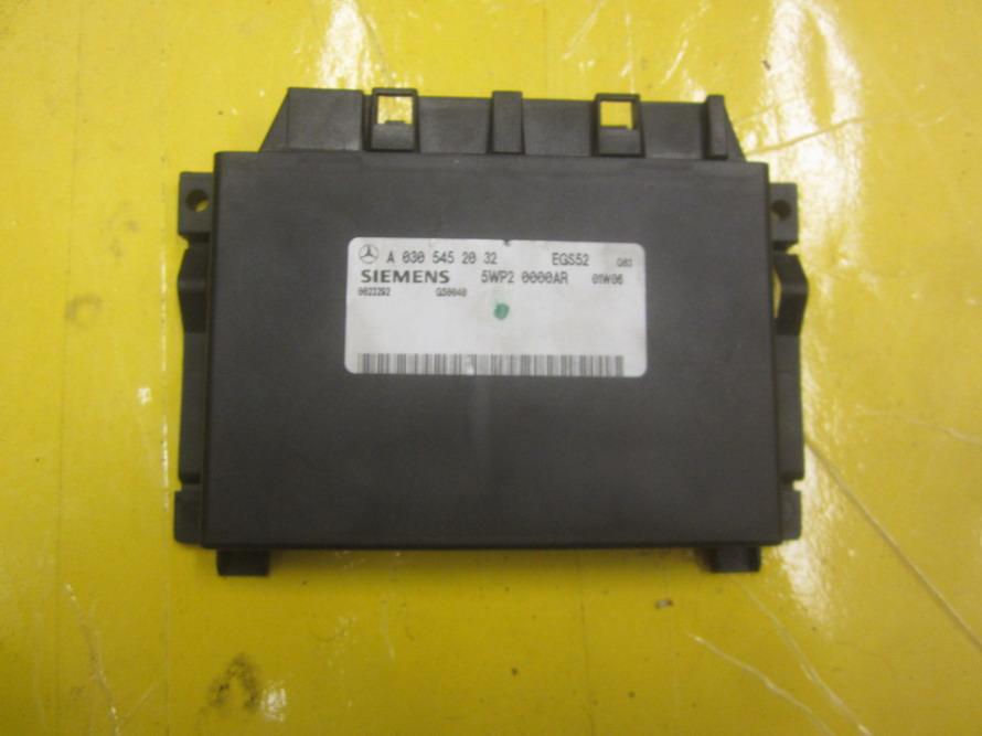 Mercedes benz oem transmission control module unit tcm for Mercedes benz transmission control module
