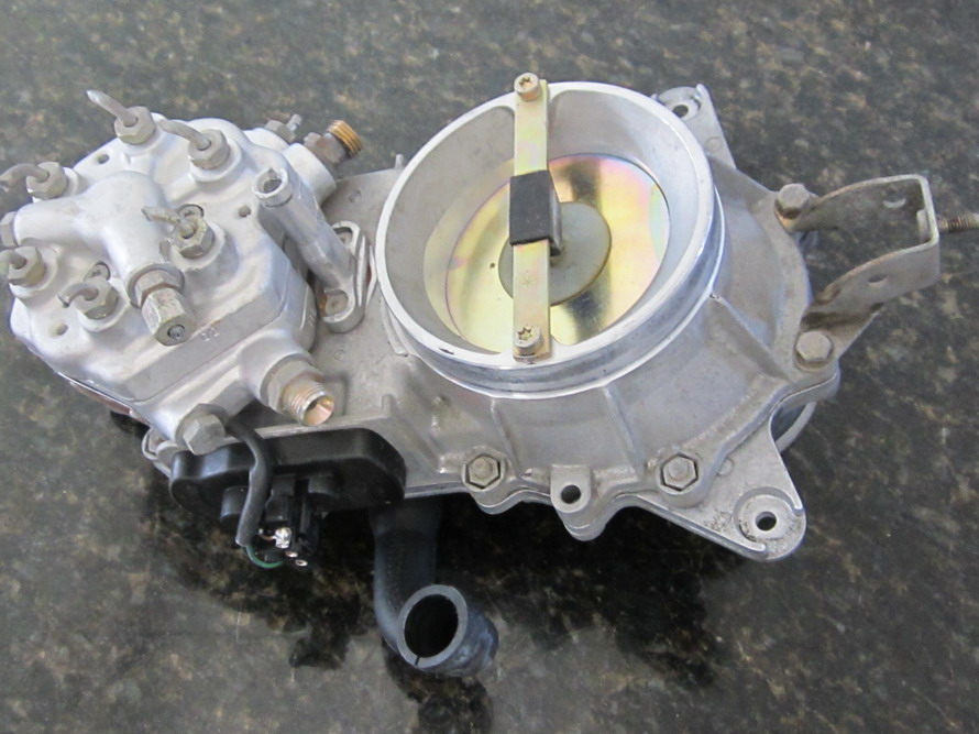 Mercedes benz fuel distributor air flow 0438101012 for Fuel distributor for mercedes benz
