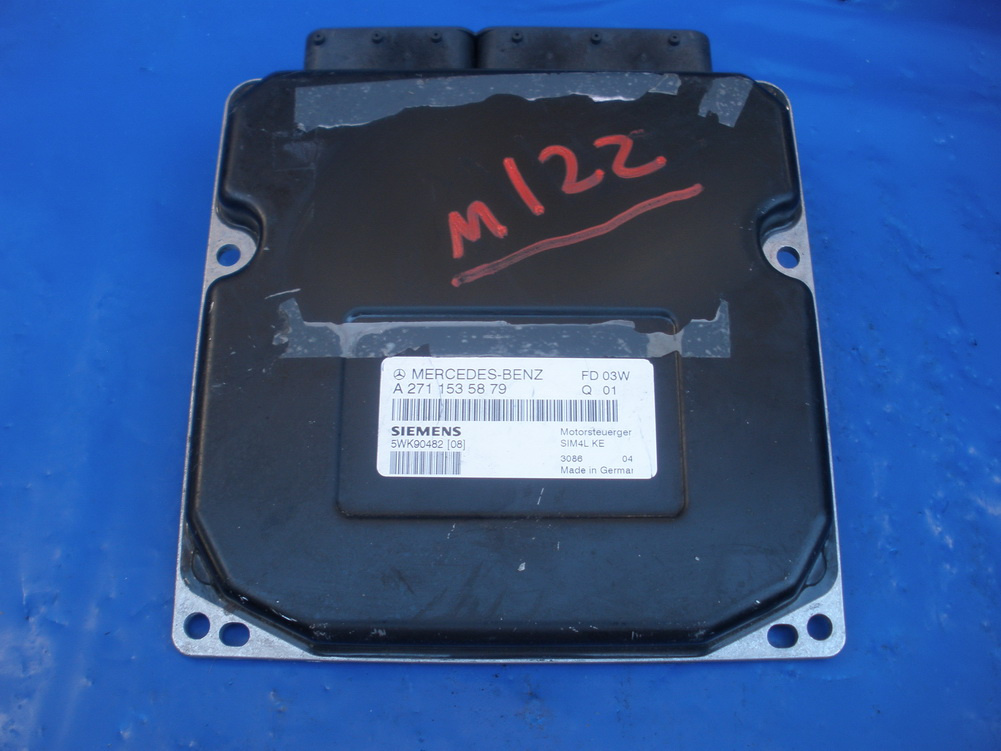 Mercedes Benz - ECU Computer - A2711535879: Used Auto Parts