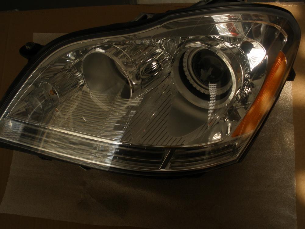 Mercedes benz headlight hid xenon used auto parts for Mercedes benz xenon headlights