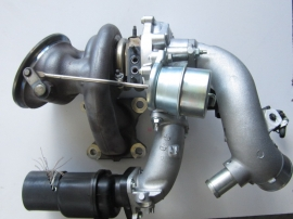 Lexus - Turbocharger - Turbo Charger - 17670 0W010