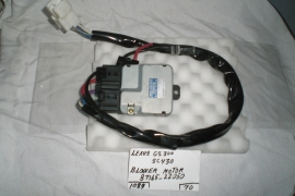 Lexus  GS300 | SC430 - Blower Regulator - 87165-22050