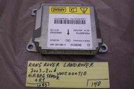 Range Rover Land Rover - Air Bag Sensor SRS  - ywc000710