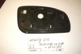 Infiniti G35  - Mirror |  Door - 96302
