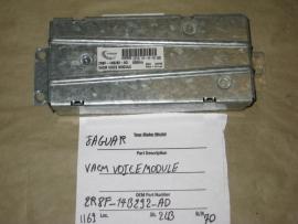 Jaguar - - VACM VOICE MODULE - 2R8F-14B292-AD