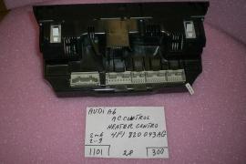 Audi A6  - AC Control - Climate Control - Heater Control - 4F1820043AG