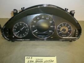 Mercedes Benz G500 - speedo cluster - 211 540 04 23