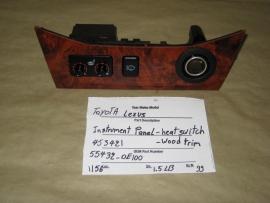 Lexus - - Instrument Panel - 55432-OE1000