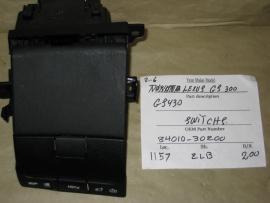Lexus - GS300 - LS430 - SWITCHES - 84010-30200