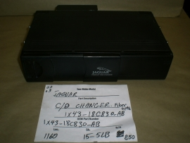 Jaguar - X Type - CD Changer - 1X43-18C830-AB
