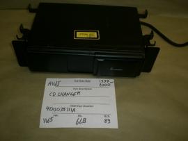 Audi - - CD Changer - 4D0035111A