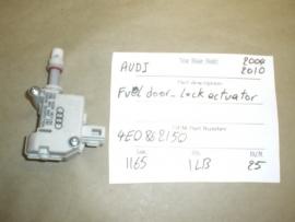 Audi - - Fuel Door - Lock Actuator - 4E0862150