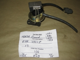 Honda - Accord - EGR VALVE - 10U