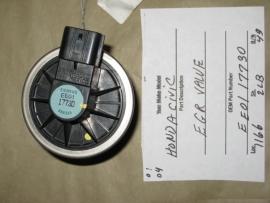 Honda - Civic - EGR VALVE - EE0117730