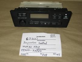Lexus - ES300 - Temperature Control - 55900-33260