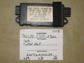 Jaguar - X Type - Control Unit -