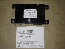 Jaguar - X Type - Computer Module - 7W93-10D893-AB