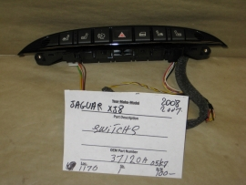 Jaguar - X Type - Switch - 37120A05K7