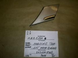 Mercedes Benz C230 - Mouldings |  Misc - 203 690 5362