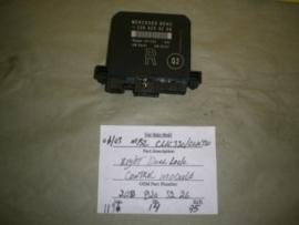 Mercedes Benz CLK320 - Control Module - 208 820 32 26