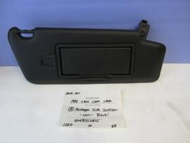 Mercedes Benz C300 - Sunvisor - Sun visor - 204 810 08 10