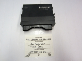 Mercedes Benz-Control Unit-2098205226