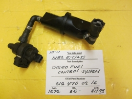 Mercedes Benz - Fuel Injector - Injector - 212 470 02 16