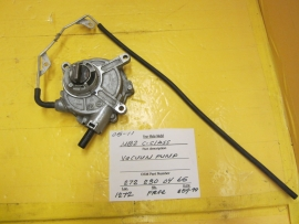 Mercedes Benz - Vacuum Pump - 272 230 04 65