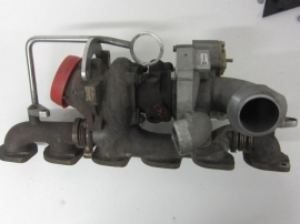 Mercedes Benz - TURBO CHARGER - 2750902980