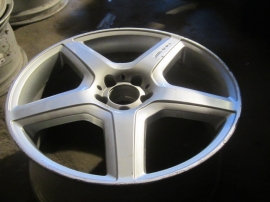 Mercedes Benz - Alloy Wheel wheel bent- 2214012402